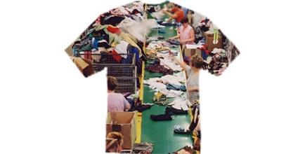 OFFREZ une 2ème VIE à vos textiles, linges de maison et chaussures MEME USES ou DECHIRES !