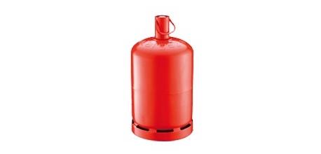 Reprise et recyclage des  bouteilles de GAZ usagées en point de vente
